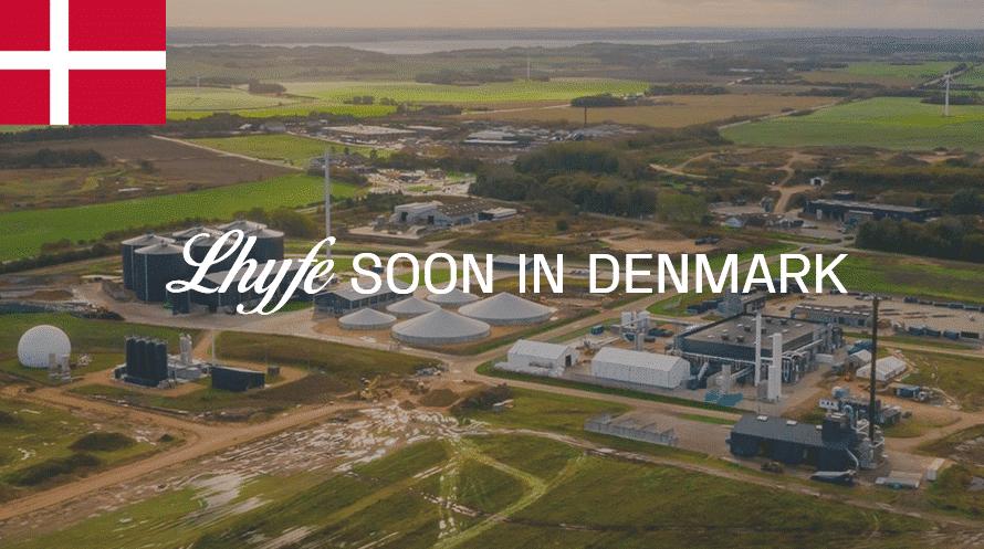 Lhyfe soon in Denmark