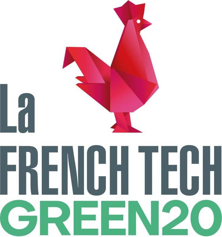 Logo French Tech Green20
